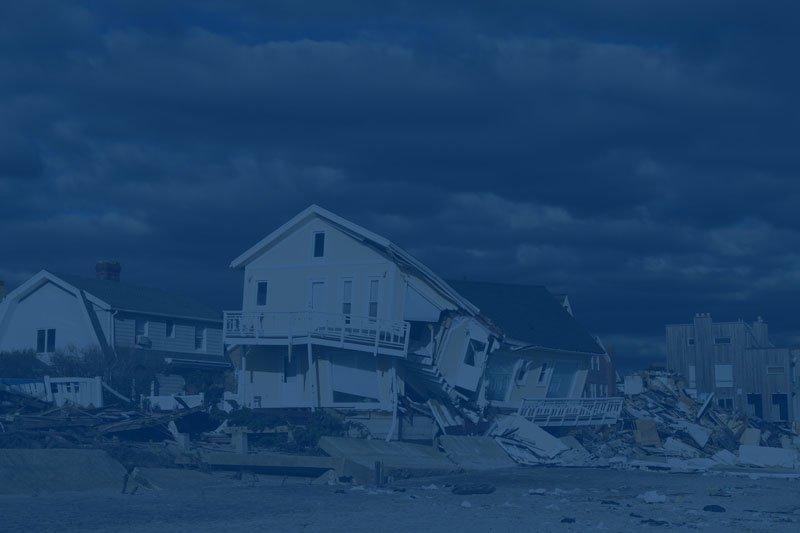 storm hurricane damage atlanta